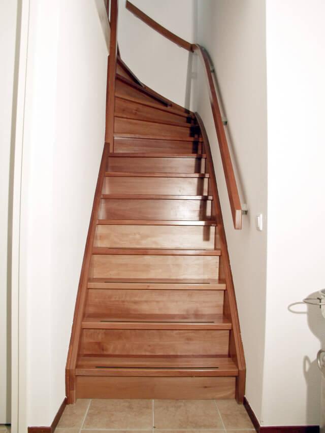 bovenkwart trap productnr 000001 comfort trappen