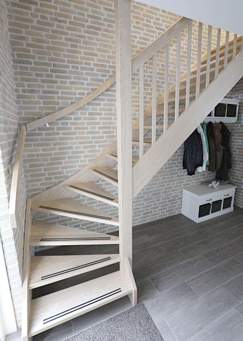 onderkwart trap productnr 000029 comfort trappen