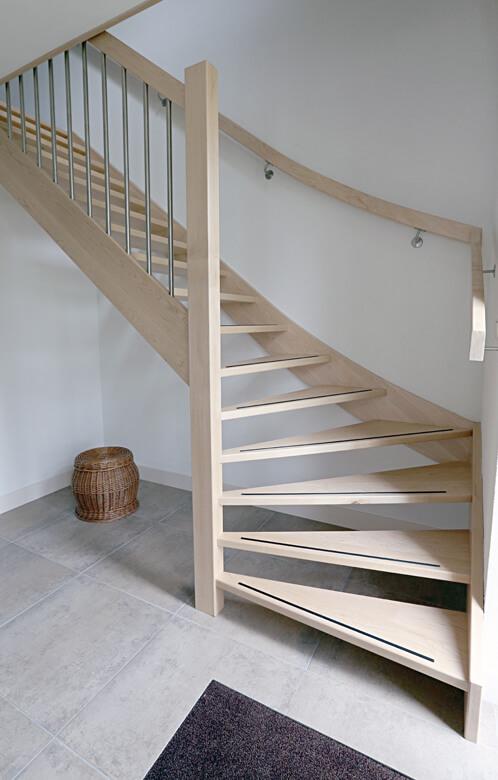 onderkwart trap productnr 000003 comfort trappen