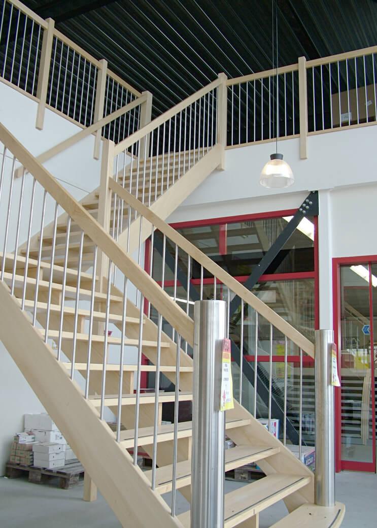 Wat kost een trap op maat trendy met onze trappen kunt u for Wat kost een nieuwe trap